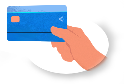 Websitez.cz | Ceník - Ilustrace - Kreditní karta