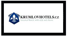 logo Krumlovhotels.cz | reference naWebsitez.cz