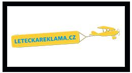 logo Leteckareklama.cz | reference naWebsitez.cz