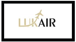 logo Lukair.cz | reference naWebsitez.cz