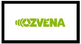 logo Ozvena.info | reference naWebsitez.cz
