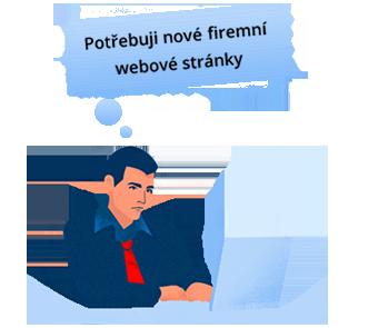 Websitez.cz | Tvorba webu - Ilustrace - Podnikatel
