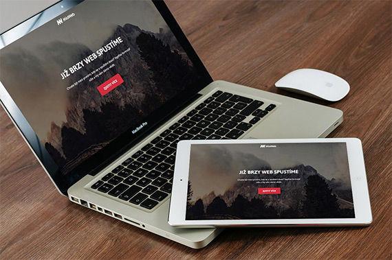 Websitez.cz   Tvorba webových stránek   Notebook, tablet amyš